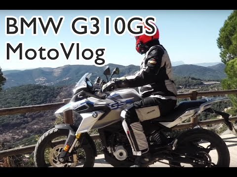 Motosx1000: MotoVlog BMW G310GS - En OffRoad -