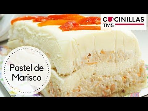 Pastel de Marisco   Recetas Thermomix
