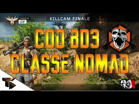 Bêta Call of Duty Black OPS 3 le tout dernier Spécialiste Nomad et les ...