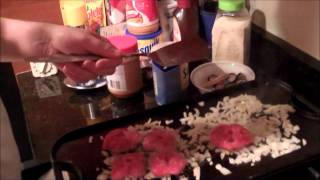 how to make white castle burgers