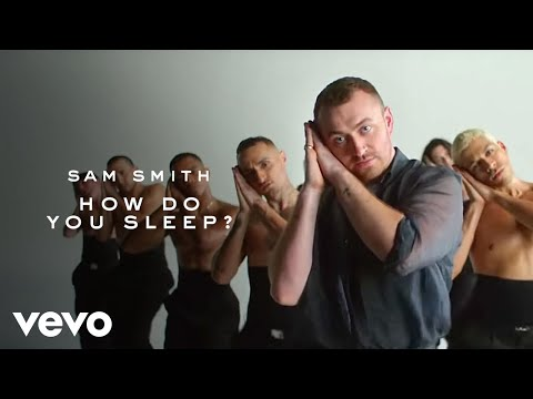 Sam Smith - How Do You Sleep?