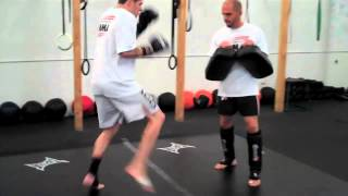 Chris Camozzi - Performance MMA Tip of the Week #1 - Switch Kick