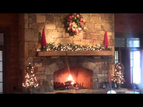 2010 Holiday Decorations at Brasstown Valley Resort + Spa