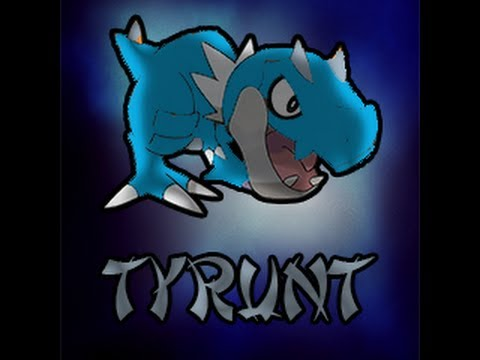 Shiny Tyrunt After Only 670 SR's Pokemon Y - YouTube