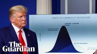 Trump warns Americans of tough 2 weeks as officials predic..