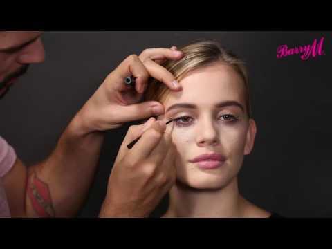 Little Mix's Jade Makeup Tutorial with Adam Burrell ft. Barry M