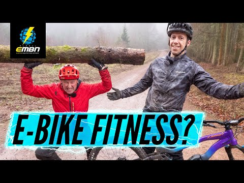 Can You Get Fit On An E Bike? | E-MTB Fitness Explained