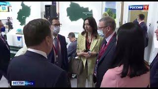 В Санкт-Петербурге завершает работу международный экономический форум