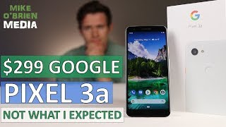 NEW GOOGLE PIXEL 3a [In-depth Honest Review]