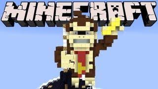 Game   Minecraft Donkey Kon   Minecraft Donkey Kon