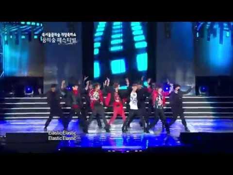 【TVPP】SHINee - Ring Ding Dong, 샤이니 - 링딩동 @ Seoul Dreamforest Festival Live