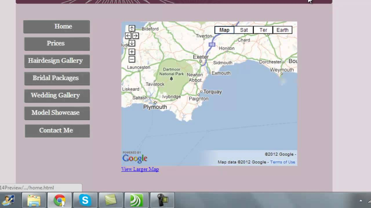 How to Add Google Maps to Your Website -  Serif Website x 6 tutorial