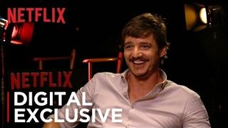 The Originals   Chelsea Handler and Pedro Pascal   Netflix