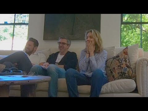 Ellen's Most Elaborate Scare Prank Ever