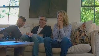 Ellen's Most Elaborate Scare Prank Ever