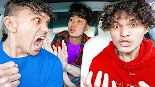 ARGUING IN FRONT OF OUR FRIENDS PRANK!!