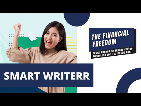 Discover SMART WRITERR, an Artificial Inteligence software that writes comercial content for you!