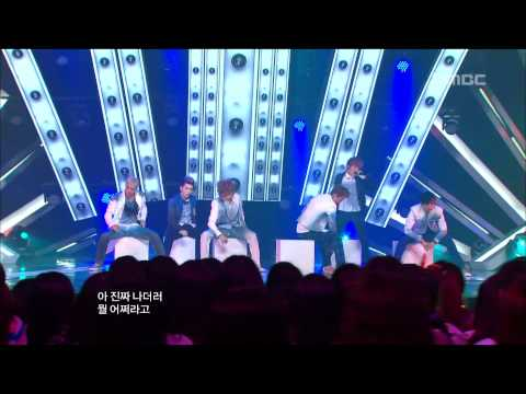TEEN TOP - To you, 틴탑 - 투 유, Music Core 20120616