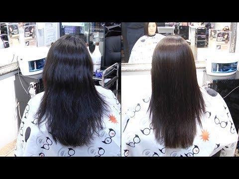 Как ВЫПРЯМИТЬ волосы ПРАВИЛЬНО! photo