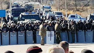 Этнический конфликт Казахстане