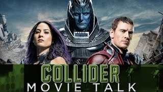 Collider Movie Talk – X-Men Apocalypse First Trailer To Play With Star Wars