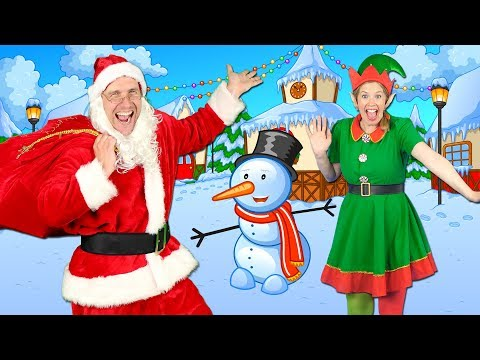 Alphabet Christmas - ABC Christmas Song for Kids 🎄 Learn the alphabet and phonics this Christmas