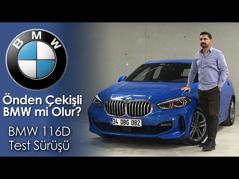 Önden Çekişli BMW mi Olur? | BMW 116D Test Sürüşü