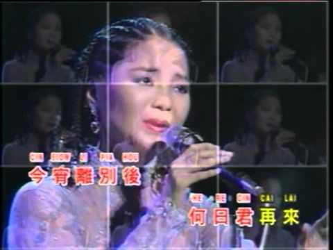He Ri Jun Zai Lai (When will You Come Again) - Teresa Teng