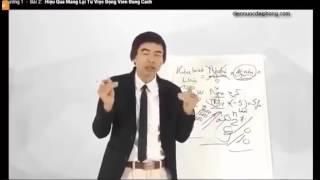 TS Lê Thẩm Dương 2016 Kỹ năng Động Viên Khen Thưởng Full Low, 360p