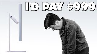 I Would Pay $999 - PARODY SONG
