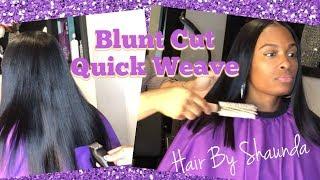 Gorgeous Hair 101 Long Blunt Cut Bob Quick Weave Music Videos