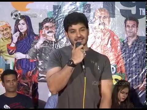 Hyderabad Nawabs 2 Movie Press Meet