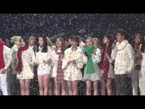 20131230 Grand Finale @ SBS Gayo Daejun