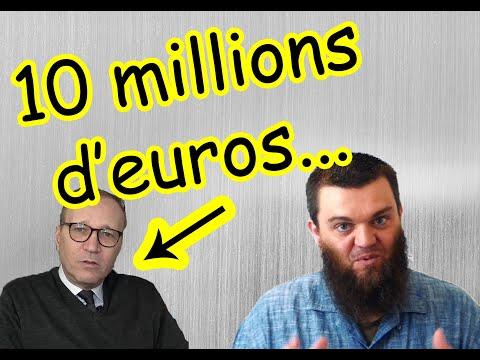 10 MILLIONS D'EUROS POUR LES MUTAZILITES CONTEMPORAINS ...