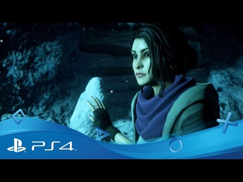 Dreamfall Chapters | Annonseringstrailertrailer | PS4