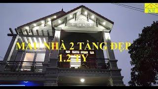 Thăm Quan Mẫu Nhà 2 Tầng Đẹp Diện Tích 7.8x20m - Giá 1.2 Tỷ Tại Ninh Bình