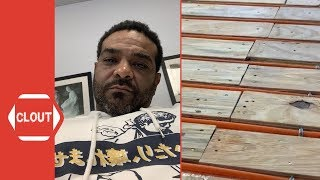 Jim Jones Gets Heated Floor System Installed In His Home!