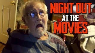 NIGHT OUT AT THE MOVIES!!
