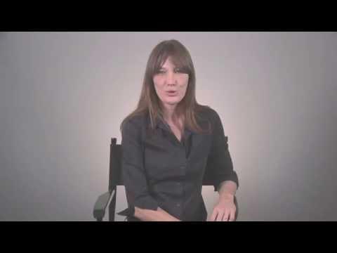 Capsule: Carla Bruni, Dit non à l'intimidation