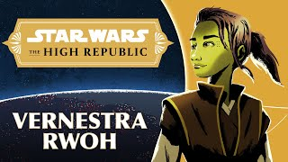 Jedi Knight Vernestra Rwoh: Characters of Star Wars the High Republic