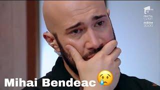 Lacrimile i-au dat forță! Mihai Bendeac nu s-a mai putut abține atunci când Lavinia a înc sa cânte