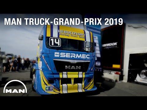 MAN auf dem Truck-Grand-Prix 2019