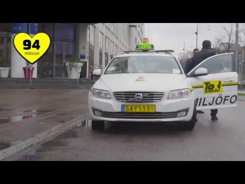 Taxi Göteborg - Vi älskar Göteborg, del 3