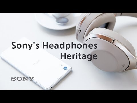 Sony's Eric on Audio Tech: Sony's headphones heritage