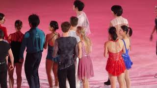 GP Helsinki Exhibition Finale 04.11.2018 [focus on Yuzuru Hanyu]