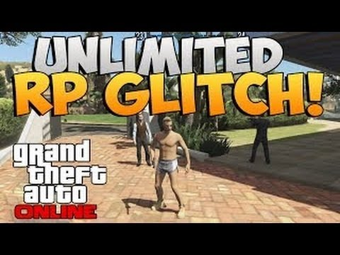 GTA V Online *NEW* Unlimited RP Glitch - 2.5 Million RP - After Patch 1.08 - GTA V Reputation Glitch - Smashpipe Games