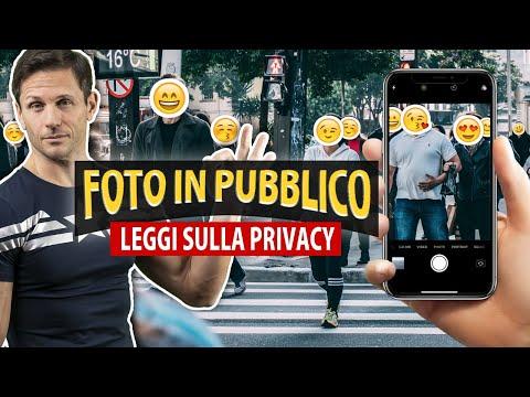 FOTO in PUBBLICO e PRIVACY: cosa dice la legge | Avv. Angelo Greco