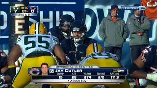 2010 NFC Championship - Packers @ Bears
