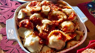Pasta Grannies wants to know more about this ravioli dish - can you help?