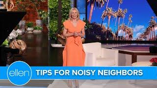 Chelsea Handler's Tip for Dealing with Noisy Neighbors